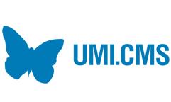 разработка сайта на umi cms